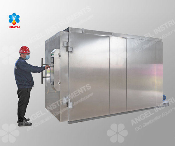 HTAJ-10cube series Ethylene oxide sterilizer