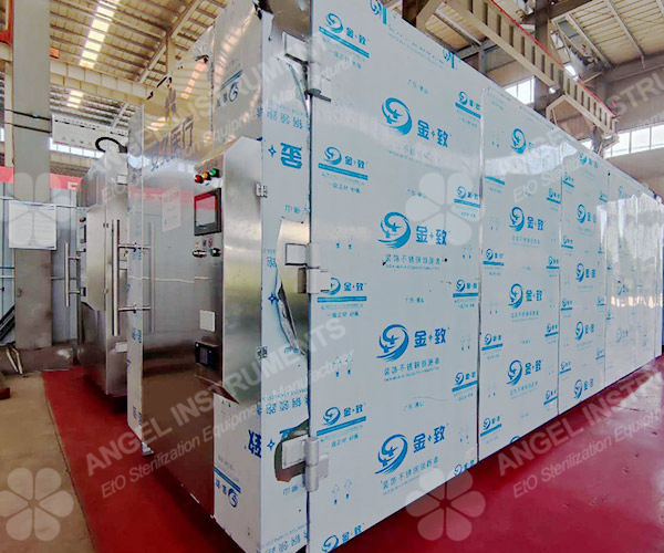HTAJ-3cube series Ethylene oxide sterilizer