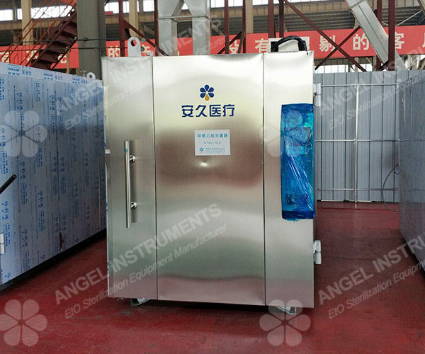 HTAJ-8cube series Ethylene oxide sterilizer