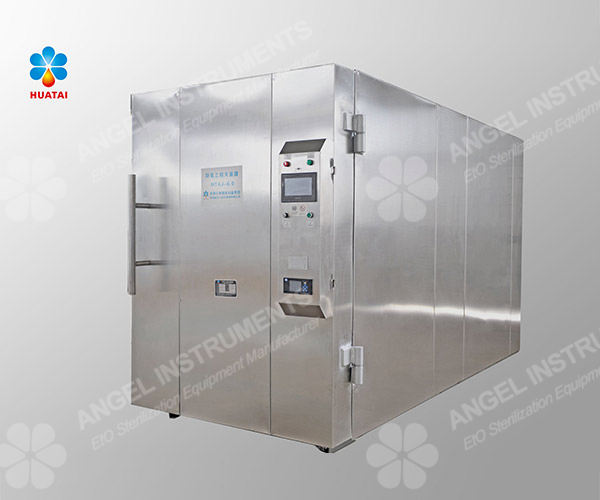HTAJ-2cube series Ethylene oxide sterilizer