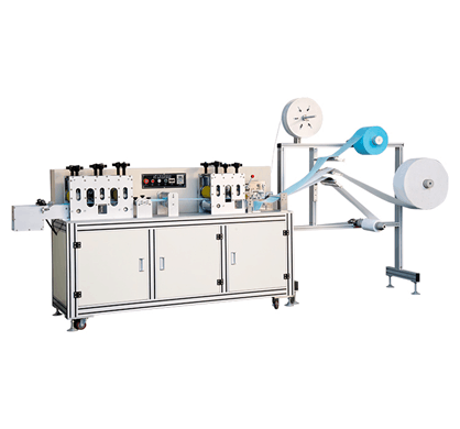 The mask body manufacturing machine(tablet machine)